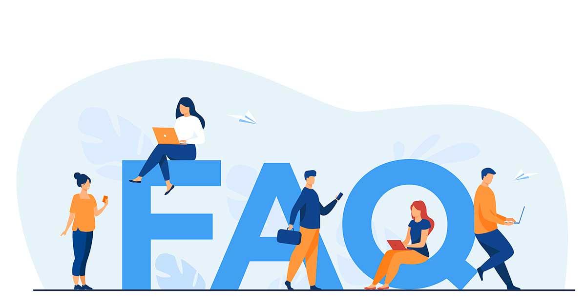 FAQS Verics