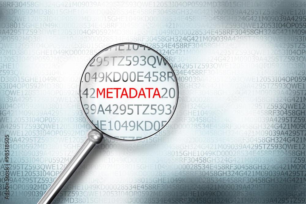 riesgos de los metadatos